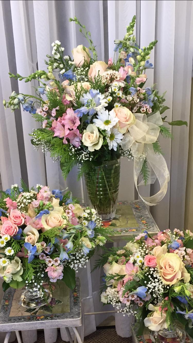 Wildflowers Wedding Flowers