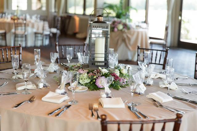 Tablescape, Wedding lantern